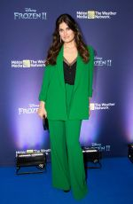 Idina Menzel At Frozen 2 Photocall in Toronto