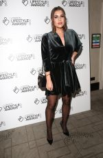 Imogen Thomas At London Lifestyle Awards at InterContinental London Park Lane in London