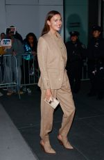 Irina Shayk Arrives at the 2019 WSJ Innovators in NYC