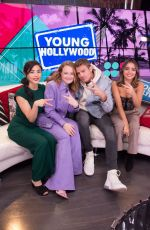 Isabela Merced At the Young Hollywood Studio in LA