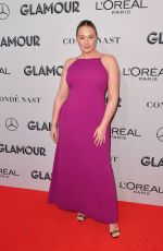Iskra Lawrence At Glamour Women Of The Year Awards in New York City