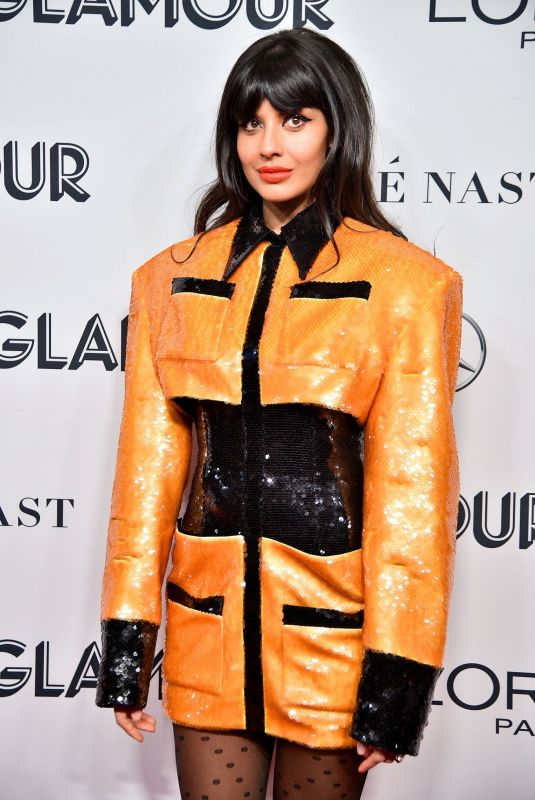 Jameela Jamil At 2019 Glamour Women Of The Year Awards at Alice Tully Hall in New York City