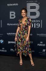 Janina Uhse At Place 2 Be Influencer Award 2019 Berlin