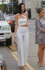 Jayde Nicole Leaves the Baes and Bikinis launch event at Catch LA