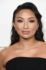 Jeannie Mai Arrives at the 3rd Annual #REVOLVEawards 2019 held at Goya Studios, Los Angeles