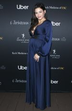 Jenna Dewan At The Americana At Brand Annual Christmas Tree Lighting in Glendale