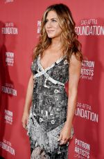 Jennifer Aniston At 4th Annual Patron Of The Artists Awards in Beverly Hills