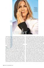 Jennifer Aniston – InStyle Magazine Germany - December 2019