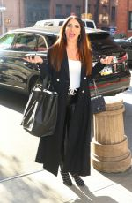 Jennifer Aydin Flaunts her new weight loss in a Chanel ensemble while out in New York City