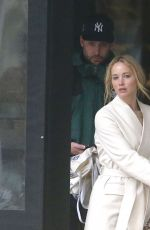 Jennifer Lawrence Out and about in NYC