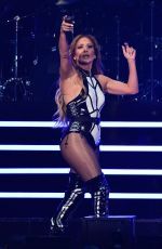 Jennifer Lopez At 2019 iHeartRadio Fiesta Latina Show in Miami