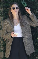 Jessica Biel Out in Los Angeles