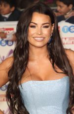 Jessica Wright On the red carpet at The Daily Mirror Pride of Britain Awards, in partnership with TSB