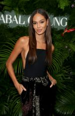 Joan Smalls At Prabal Gurung Dinner at Sunset Tower Hotel in Los Angeles