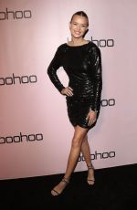 Josephine Skriver At boohoo Holiday Party in Los Angeles