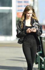 Josephine Skriver Shopping in LA