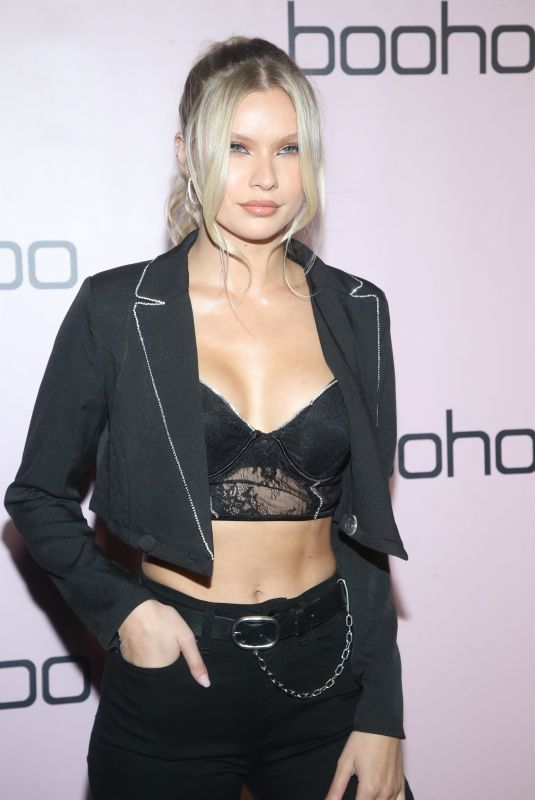 Josie Canseco At boohoo x All That Glitters Launch Party in Los Angeles