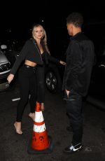 Josie Canseco Out in West Hollywood