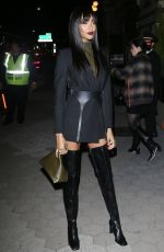 Jourdan Dunn At CFDA Vogue Fashion Fund Awards, New York