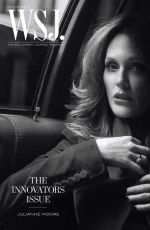 Julianne Moore – WSJ. Magazine - November 2019