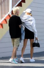Justin and Hailey Bieber continue their Thanksgiving weekend getaway in Miami