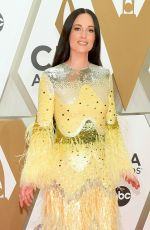 Kacey Musgraves At The 53rd Annual CMA Awards in Nashville