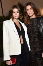 Kaia Gerber At A Sense of Home Gala, Inside, Los Angeles
