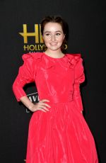 Kaitlyn Dever At 23rd Annual Hollywood Film Awards in Beverly Hills
