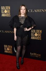 Kaitlyn Dever At HFPA and THR Golden Globe Ambassador Party in West Hollywood
