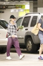 Kaley Cuoco At Whole Foods in LA