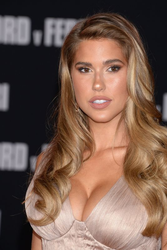Kara Del Toro At Ford v Ferrari - Los Angeles Premiere at TCL Chinese Theatre, Hollywood