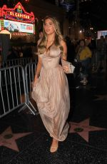Kara Del Toro Attends the Premiere of FOX