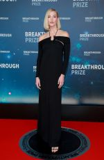 Karlie Kloss At 8th Annual Breakthrough Prize Ceremony in Mountain View