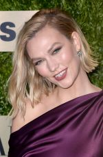 Karlie Kloss At An Evening Honoring Leonard A. Lauder in NYC