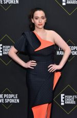 Kat Dennings At 45th Annual People