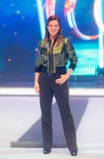 Katarina Witt At Dancing on Ice in Cologne