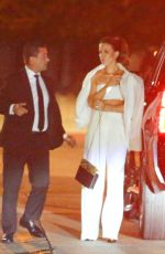 Kate Beckinsale Arriving at Chateau Marmont hotel in West Hollywood