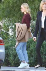Kate Bosworth Steps out for a business lunch in Los Feliz