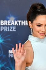 Katharine McPhee At 8th Annual Breakthrough Prize Ceremony in Mountain View