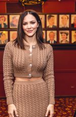 Katharine McPhee Foster At Waitress press day in New York