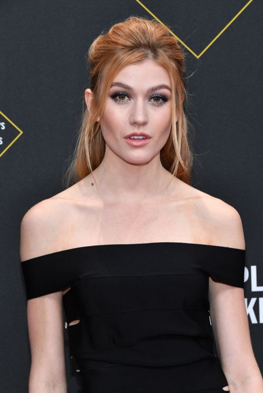 Katherine McNamara At 45th Annual People
