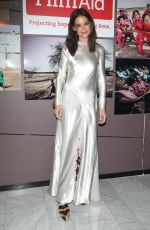 Katie Holmes At FilmAid Power of Film Benefit in New York