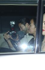 Katy Perry Arriving at a welcome party in Mumbai held by producer Karan Jjohar