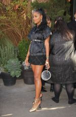 Keke Palmer In a channel outfit