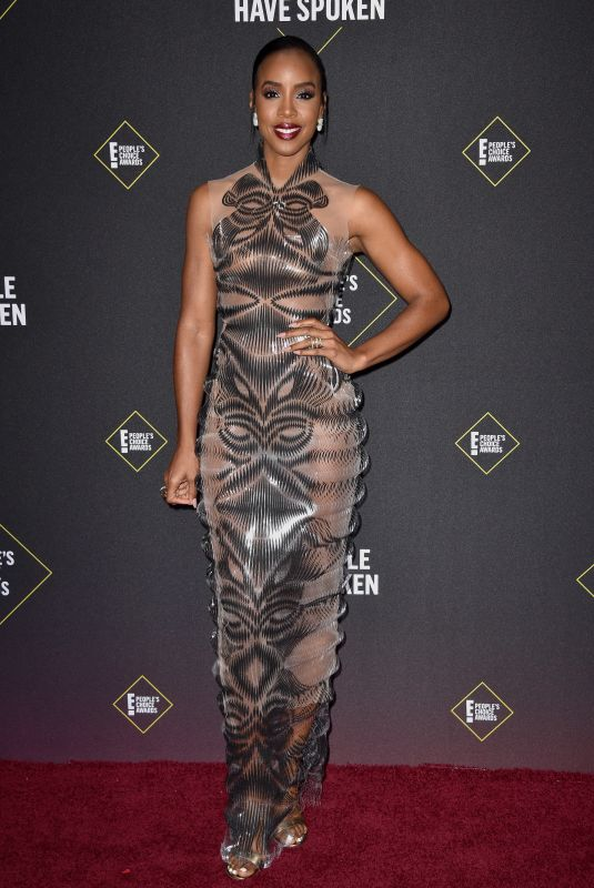 Kelly Rowland At 45th Annual People