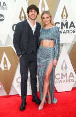 Kelsea Ballerini At 53rd annual CMA Awards at the Music City Center in Nashville
