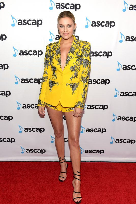 Kelsea Ballerini At 57th Annual ASCAP Country Music Awards in Nashville
