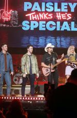 "Kelsea Ballerini At ABC Special ""Brad Paisley Thinks He"