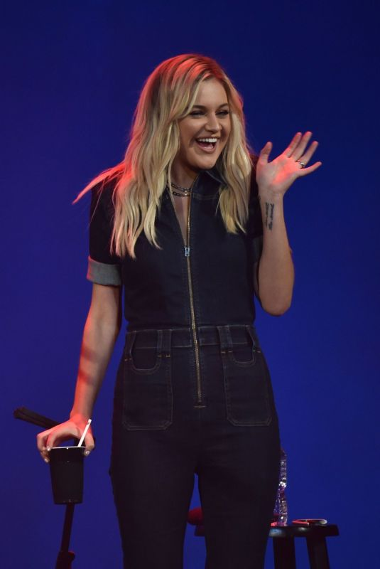 """Kelsea Ballerini Performs during """"Stars and Strings Presented by RAM Trucks Built to Serve"""" a RADIO.COM event in Detroit"""