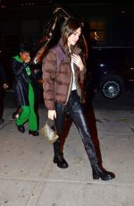 Kendall Jenner Arrives at Cipriani for dinner with her friends in New York City
